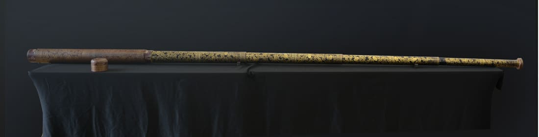 徳川吉宗の大展望鏡